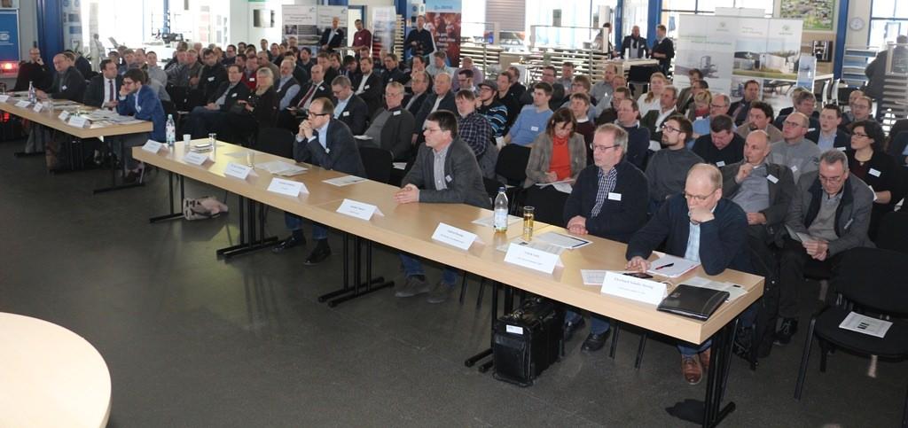 Etwa 150 Teilnehmer aus ganz Deutschland, Österreich, der Schweiz und den Niederlanden kamen am 21. Februar ins emsländische Werlte