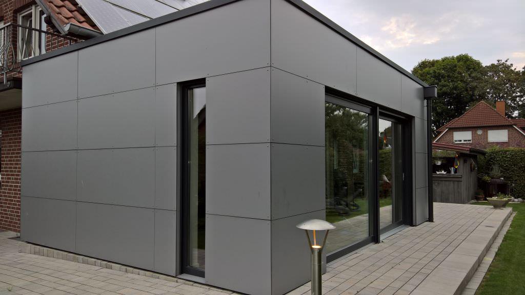 Energieeffizienter Anbau im Holzrahmenbau und Sanierung | 3N ...